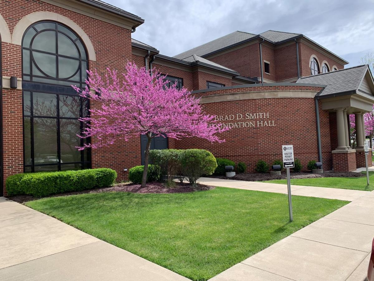 Brad D. Smith Foundation Hall