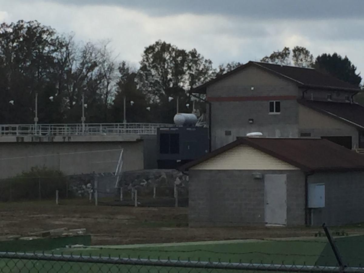 New Masontown Sewage Plant