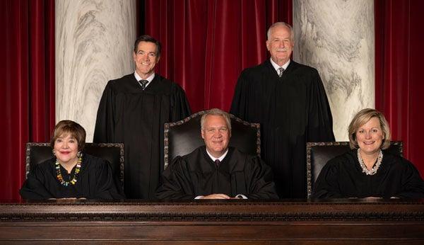 WV Supreme Court 2020