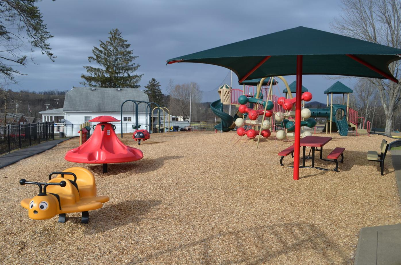 Pleasant Valley playground