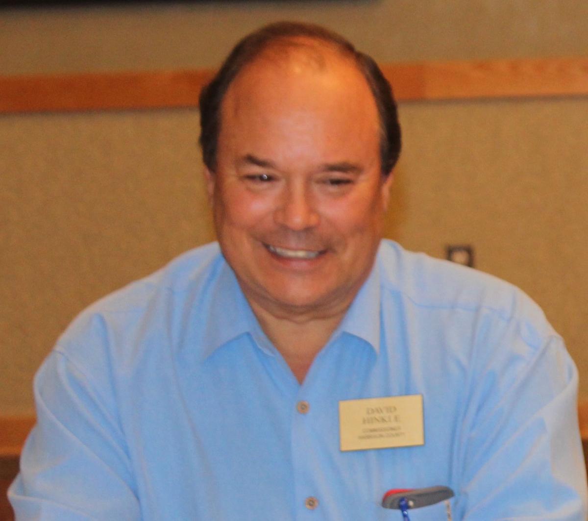 David Hinkle