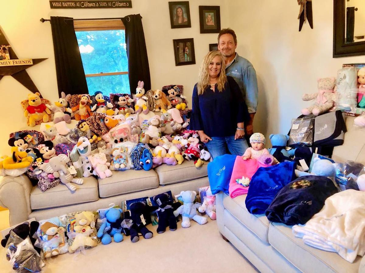 Osborn family honors son's memory through giving