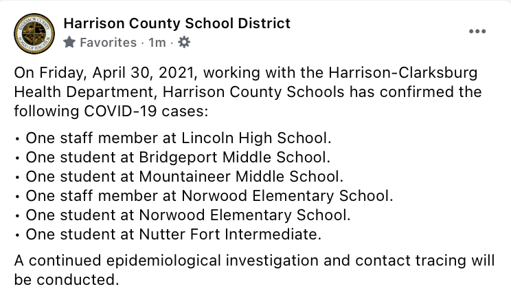 Harrison, 4/30