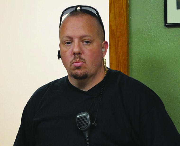 Officer Jeff Beach