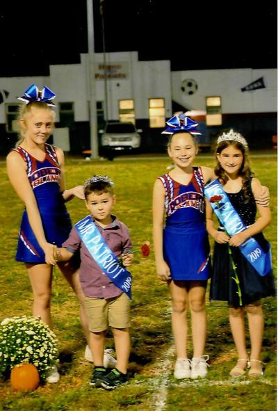 Little Mr and Miss Patriot 2019