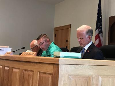 Preston County Commission 8/27/18