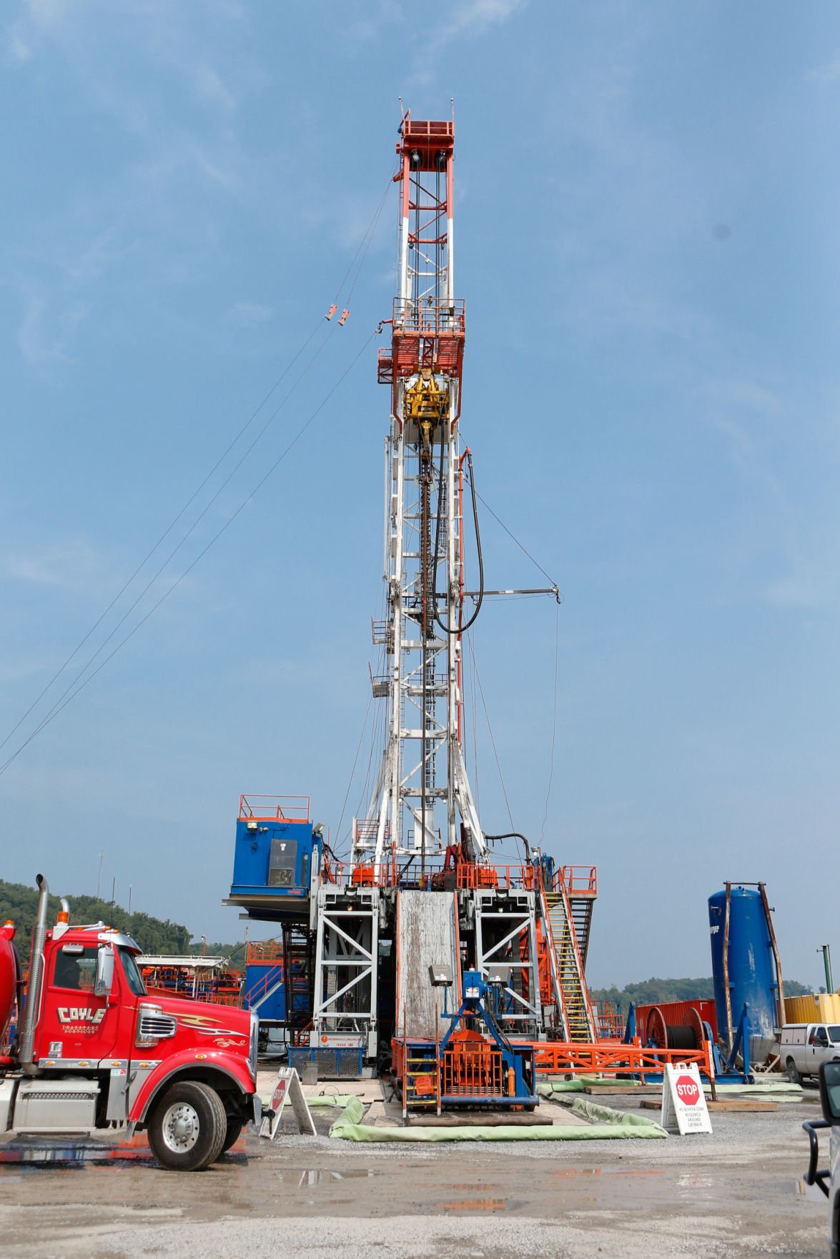New drilling at MSEEL