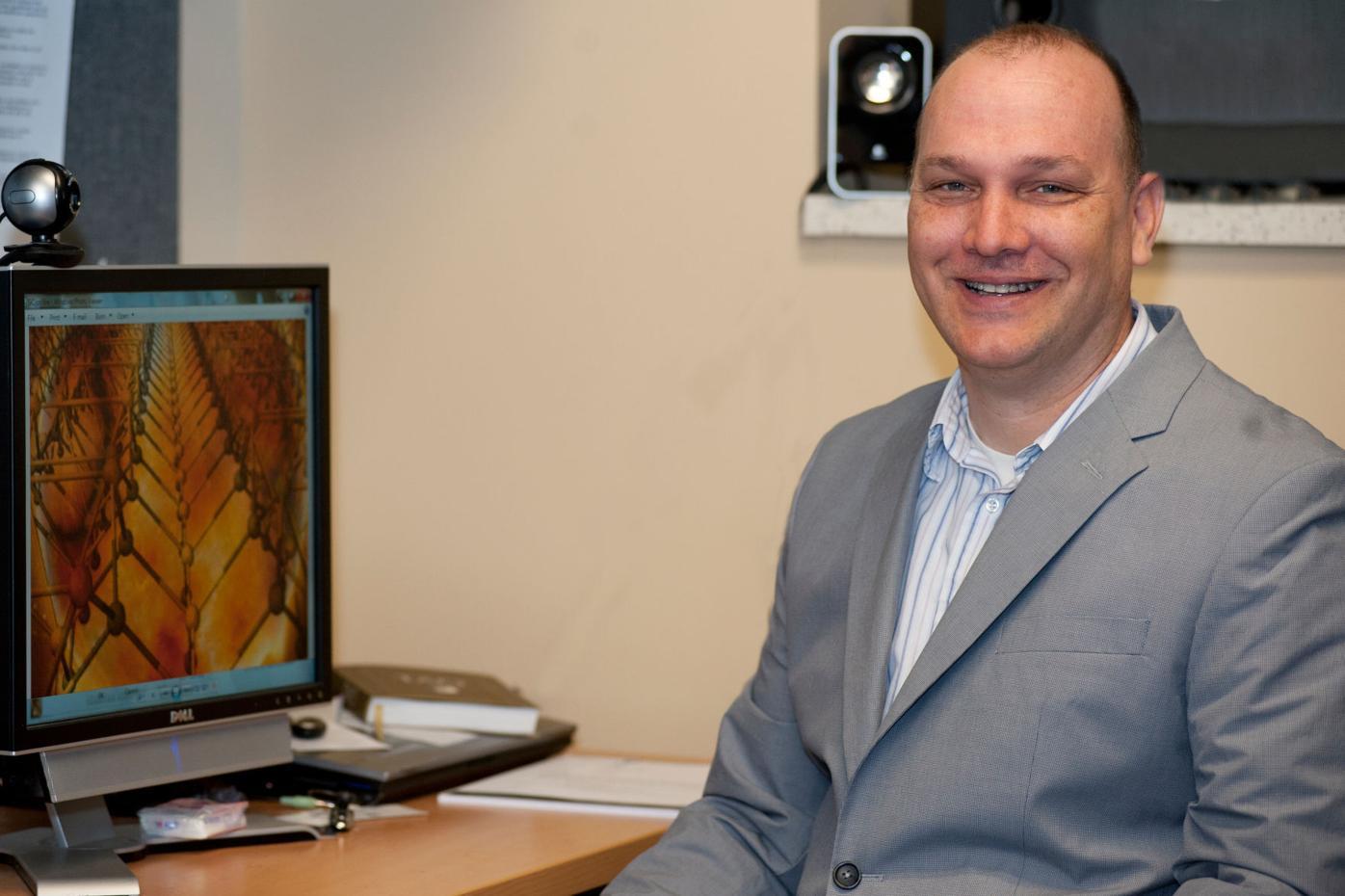 Dr. James Patrick Lewis
