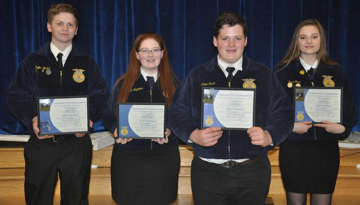 FFA Chapter Degrees