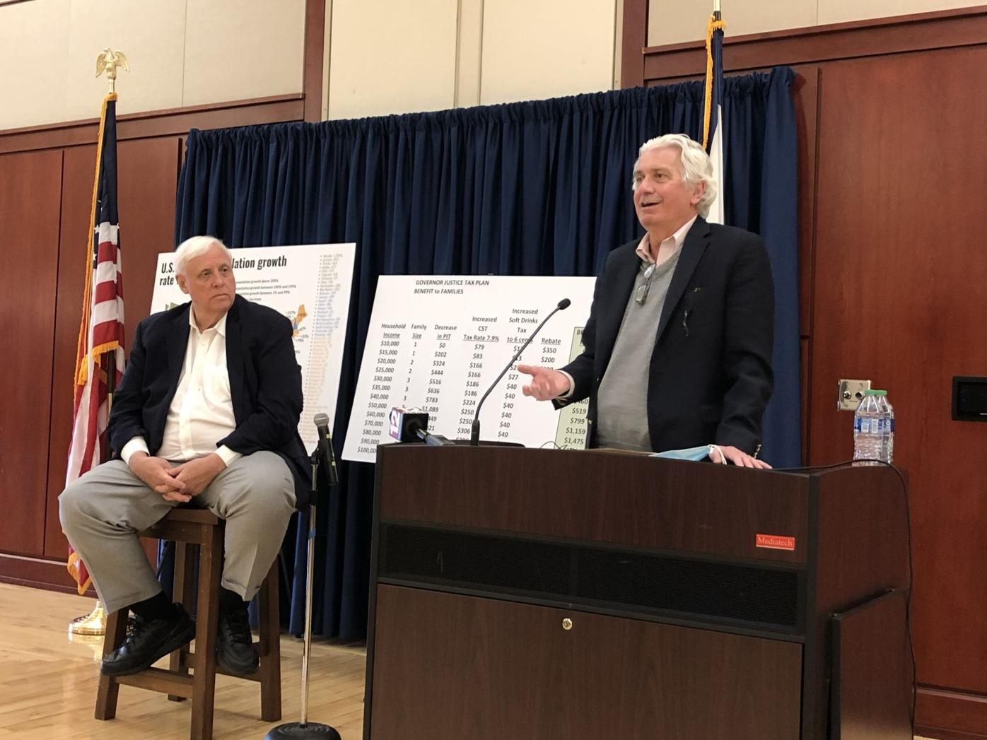 Income tax town hall