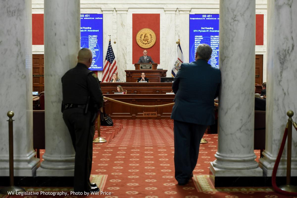 Senate ed bill
