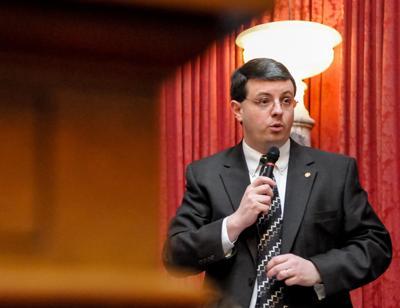 House Speaker Roger Hanshaw