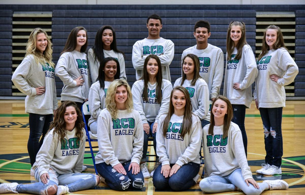 RCB cheerleaders