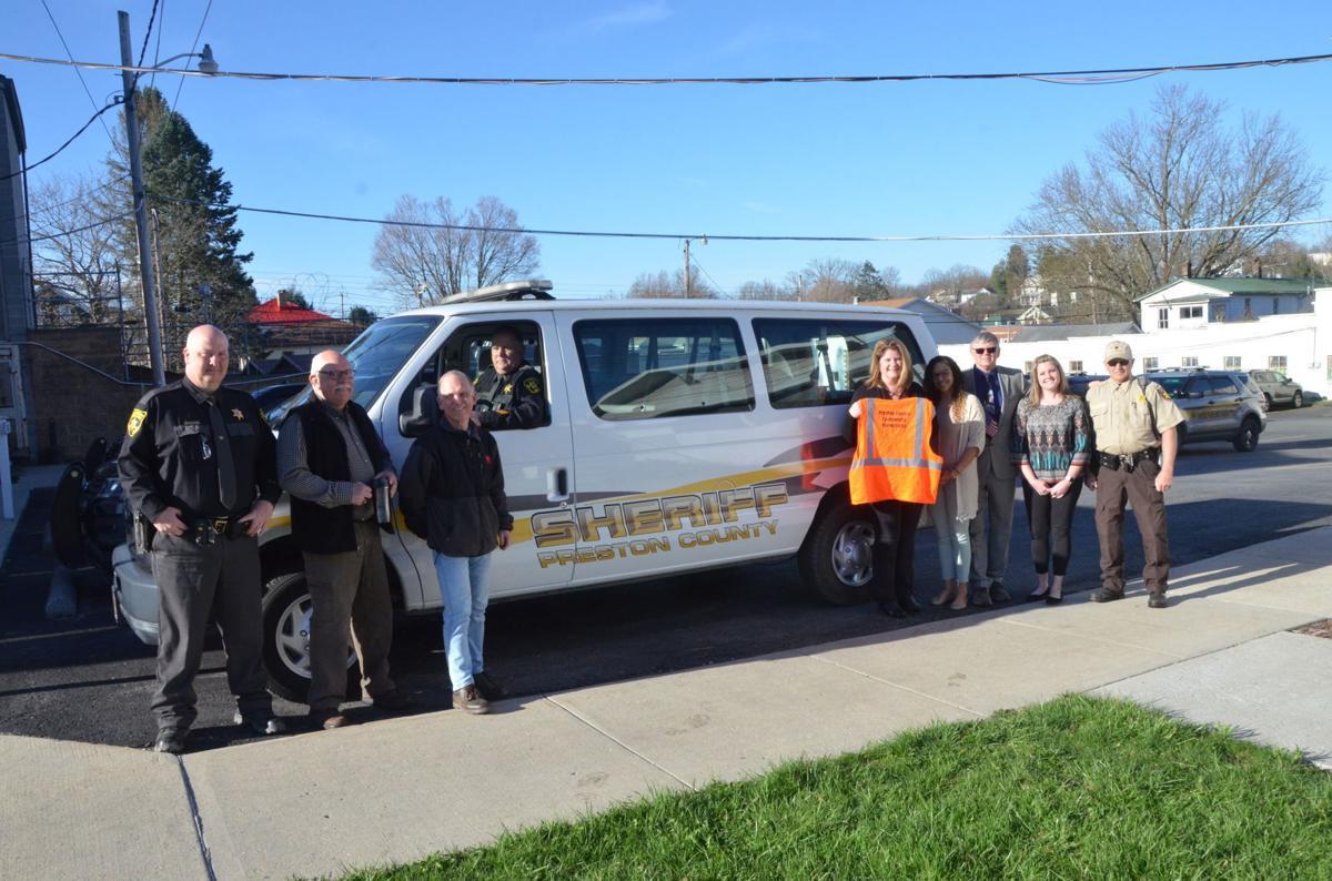 Community Corrections Van