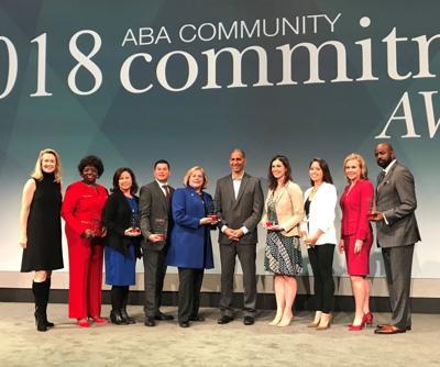 United Bank wins ABA Community Award
