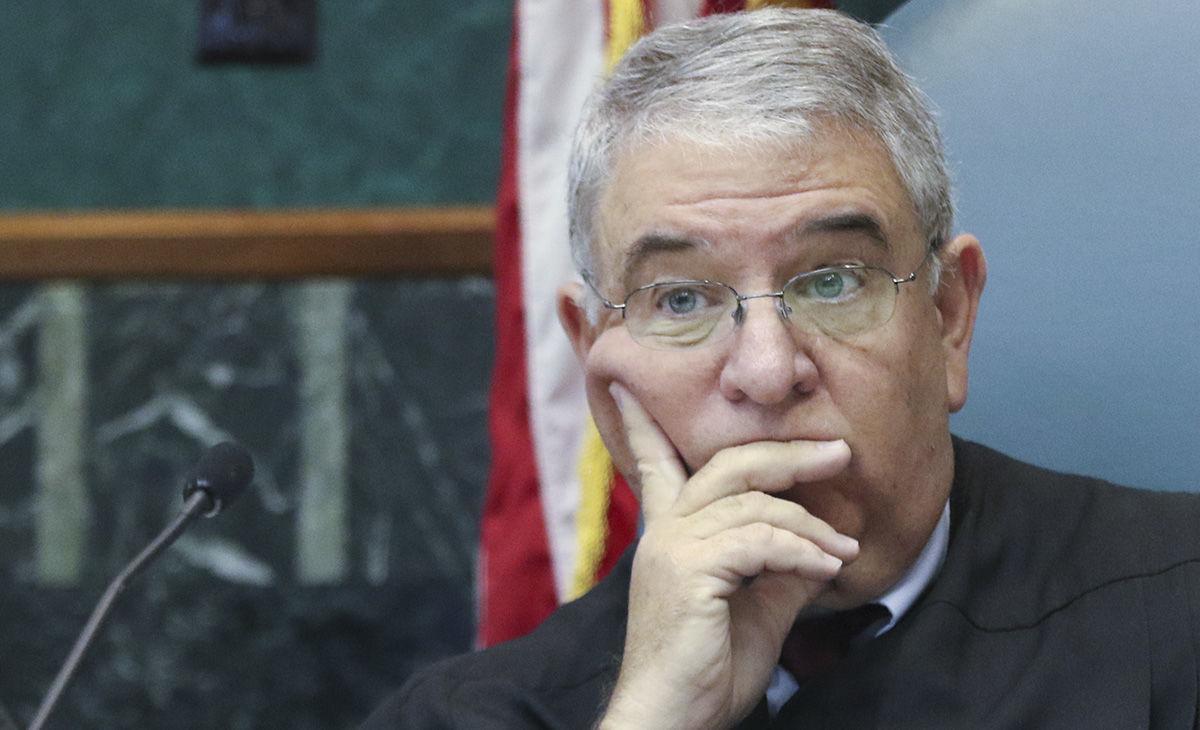 Chief Judge Thomas A. Bedell