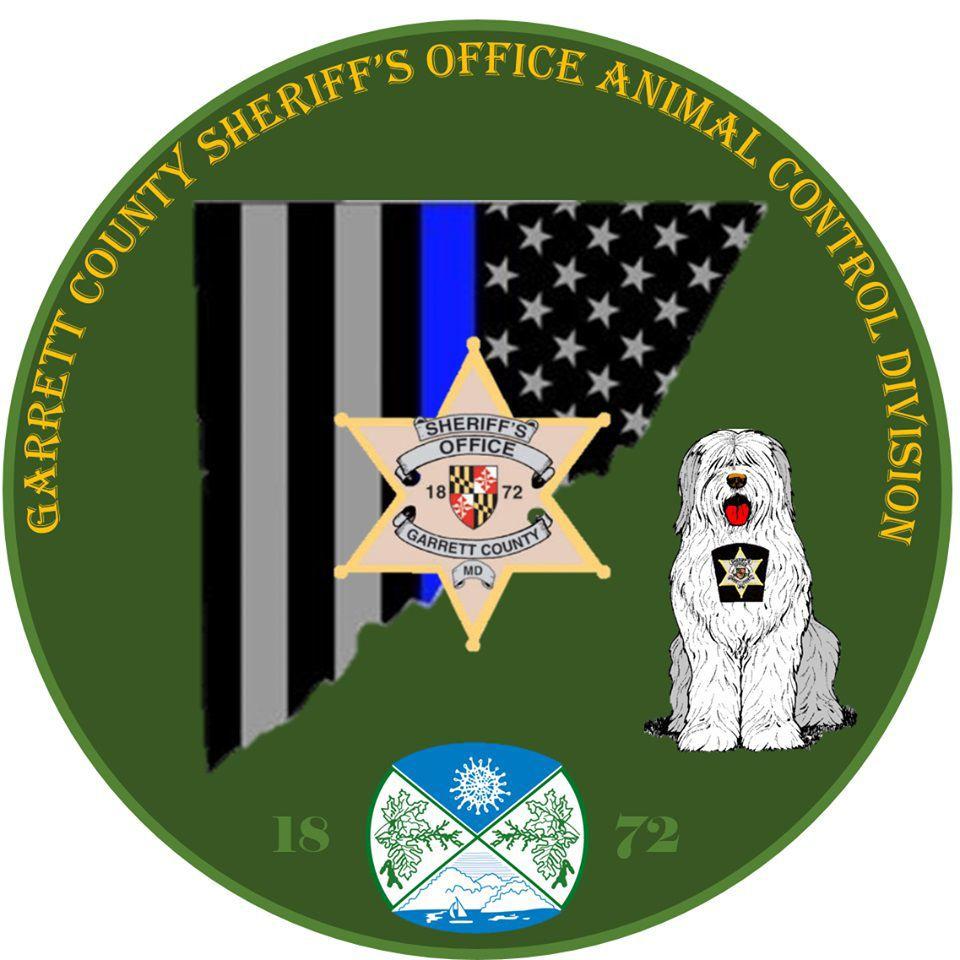 Garrett County Sheriff's Office Animal Control Division logo
