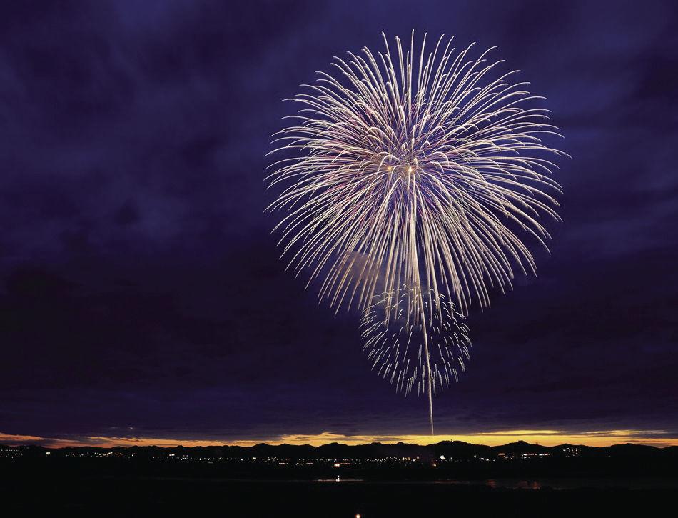 Fireworks- stock