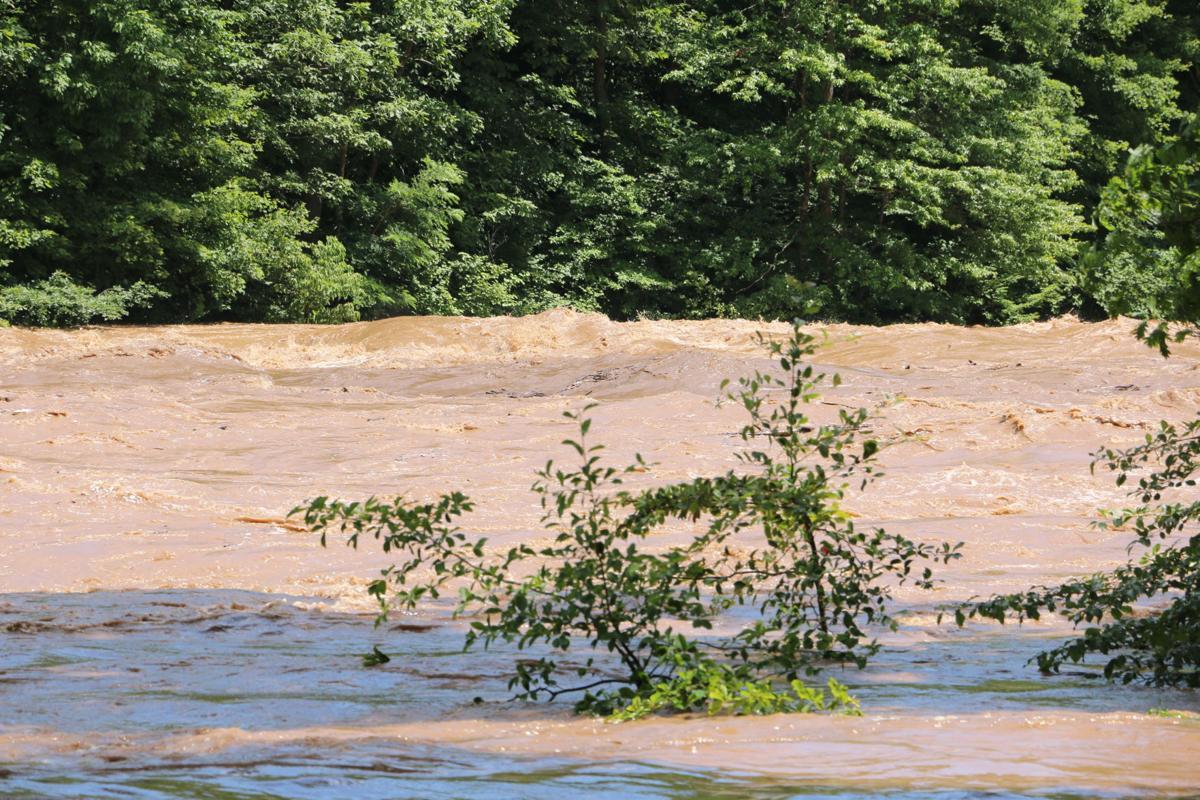 Cheat River at Rowlesburg
