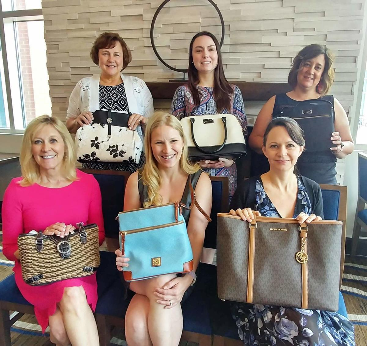 Power of the Purse- Group photo
