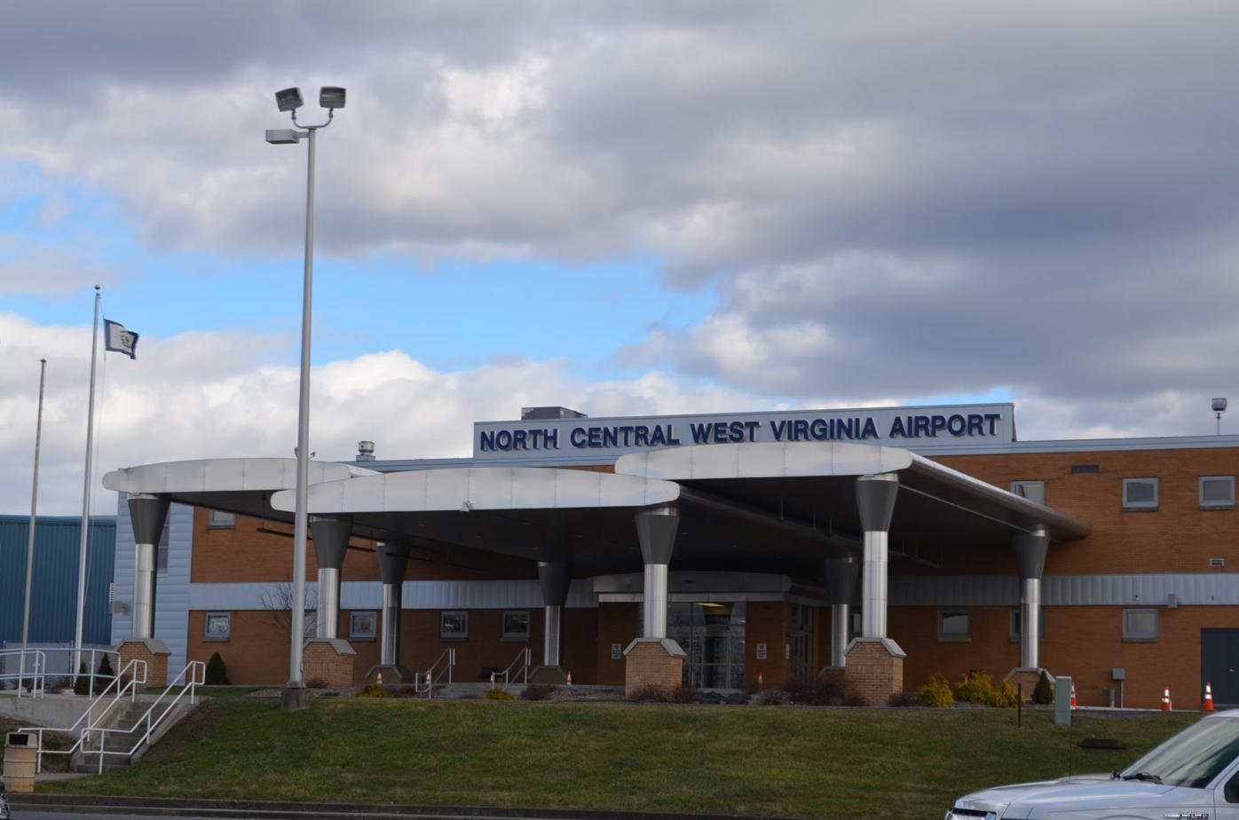 North Central West Virginia Airport exterior