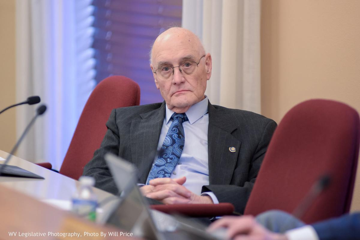 Sen. Charles Clements, R-Wetzel