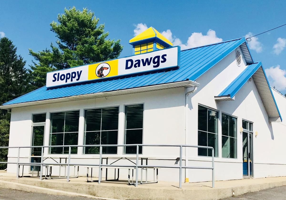 Sloppy Dawgs building