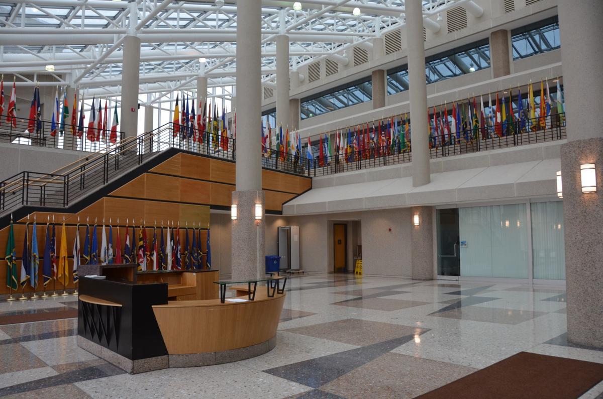 FBI btc visitor lobby