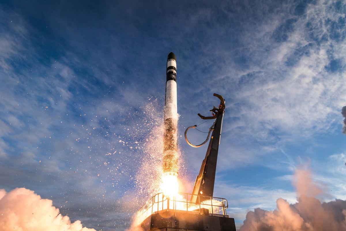 ELaNa-19 liftoff