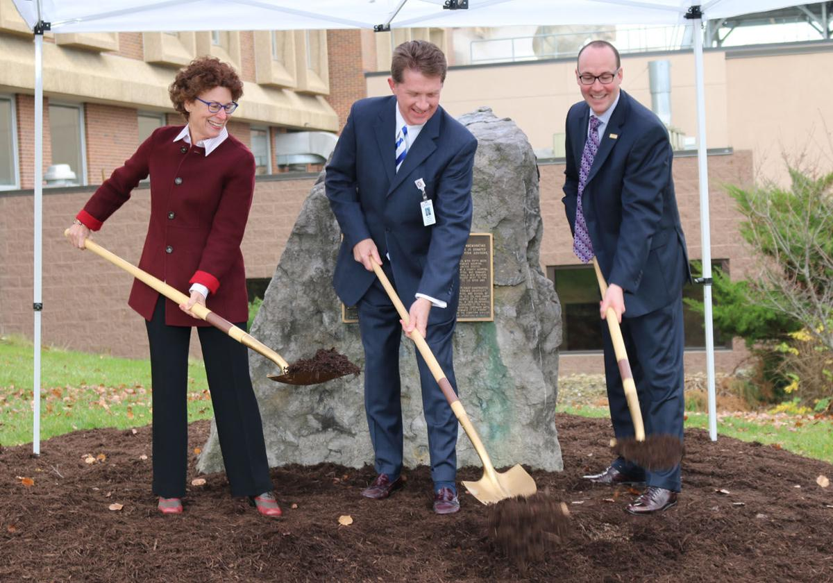 Construction begins on Radiation Therapy Unit at Mon General Hospital