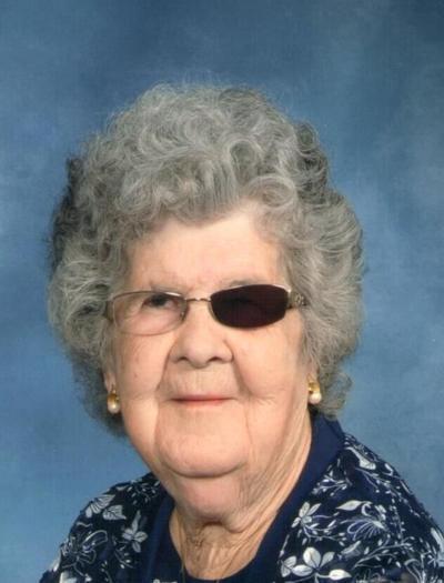 Susie Olive Nicholson