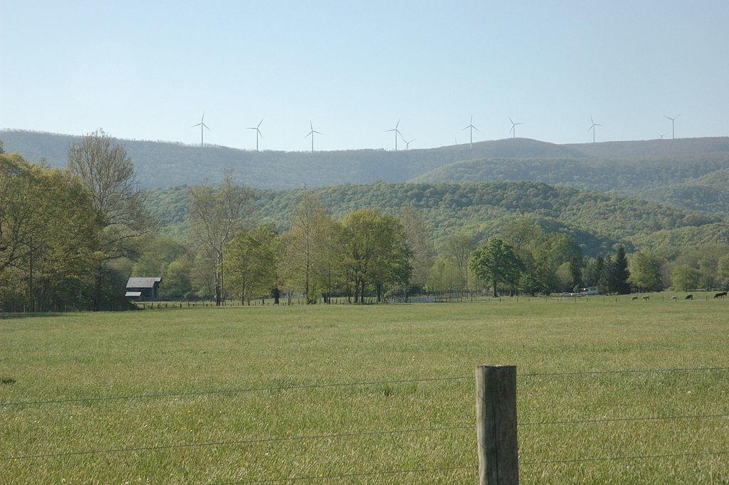 Beech Ridge Wind Farm