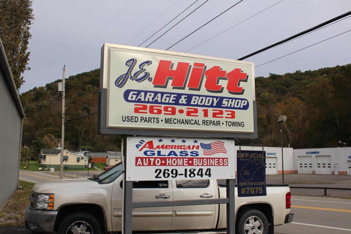 Hitt's Garage and Body shop