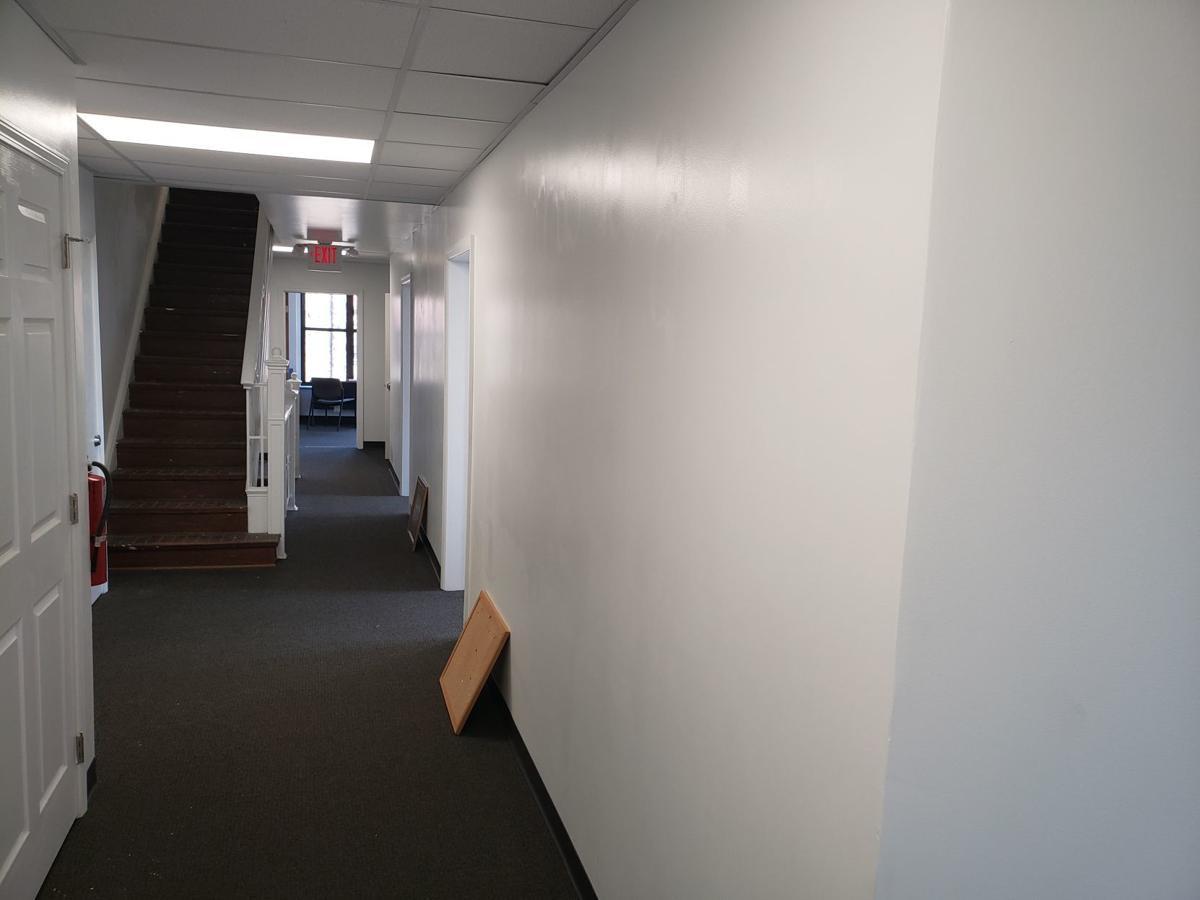 Friendship room - floor