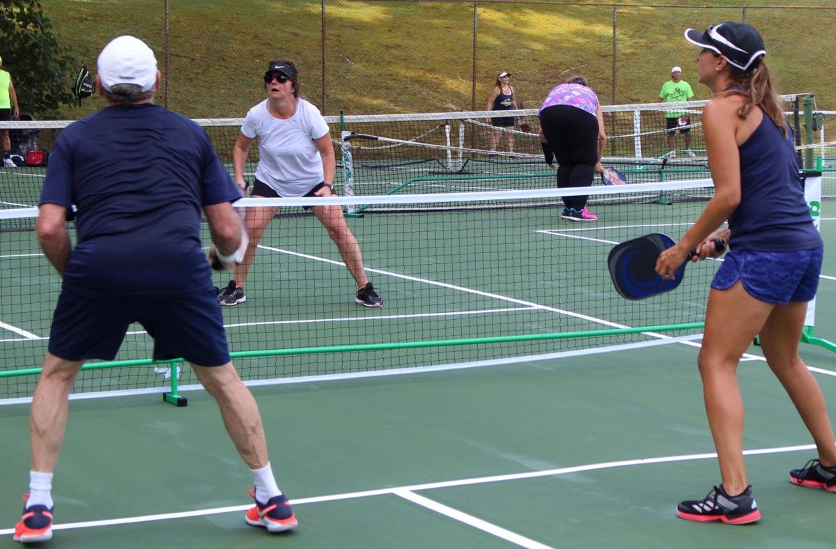 Pickleball - new courts