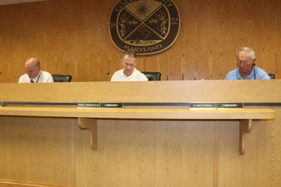 Garrett County commissioners review bids