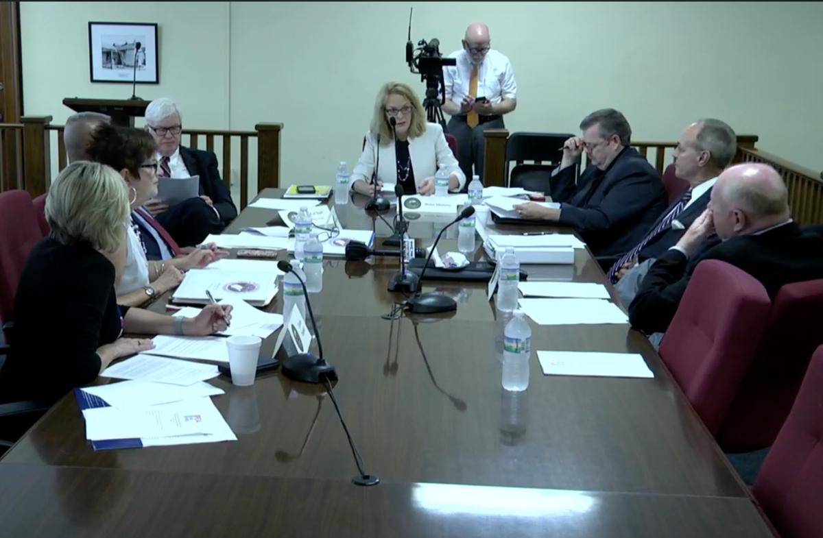 PEIA task force meeting