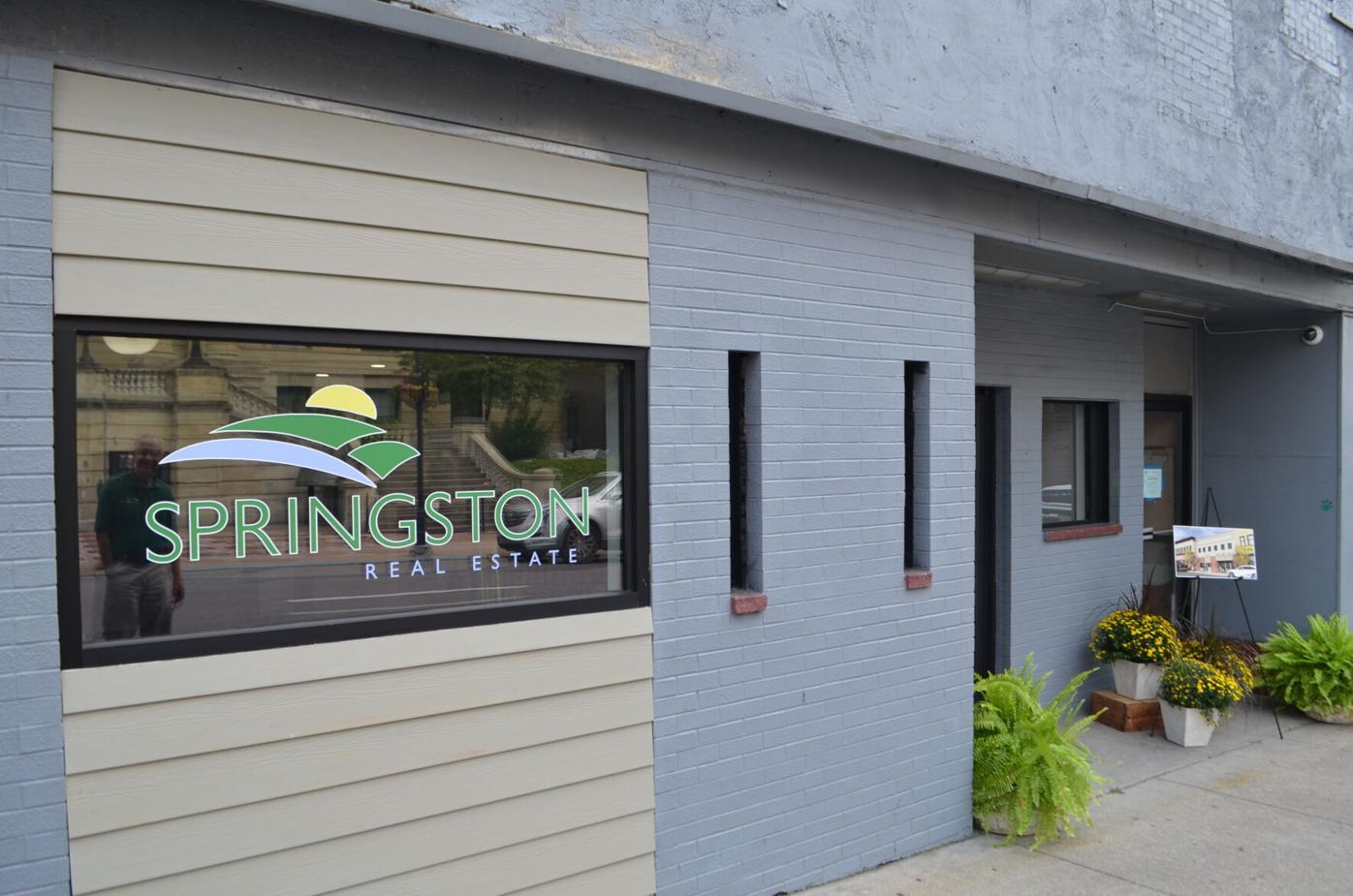 Springston exterior