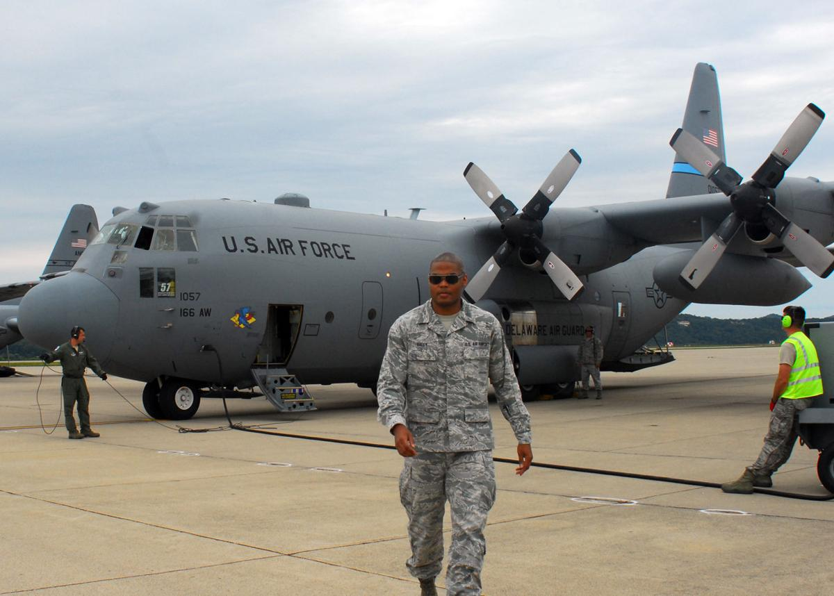 130th Airlift Wing in Charleston