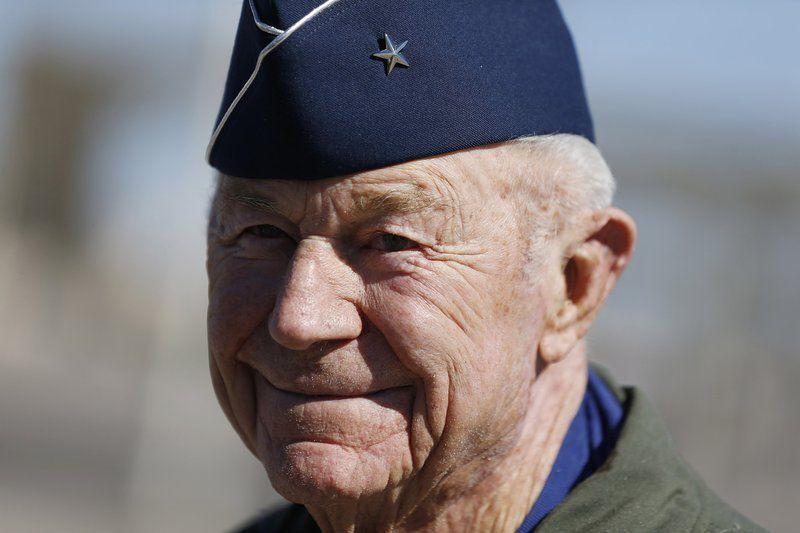 Brig. Gen. Chuck Yeager