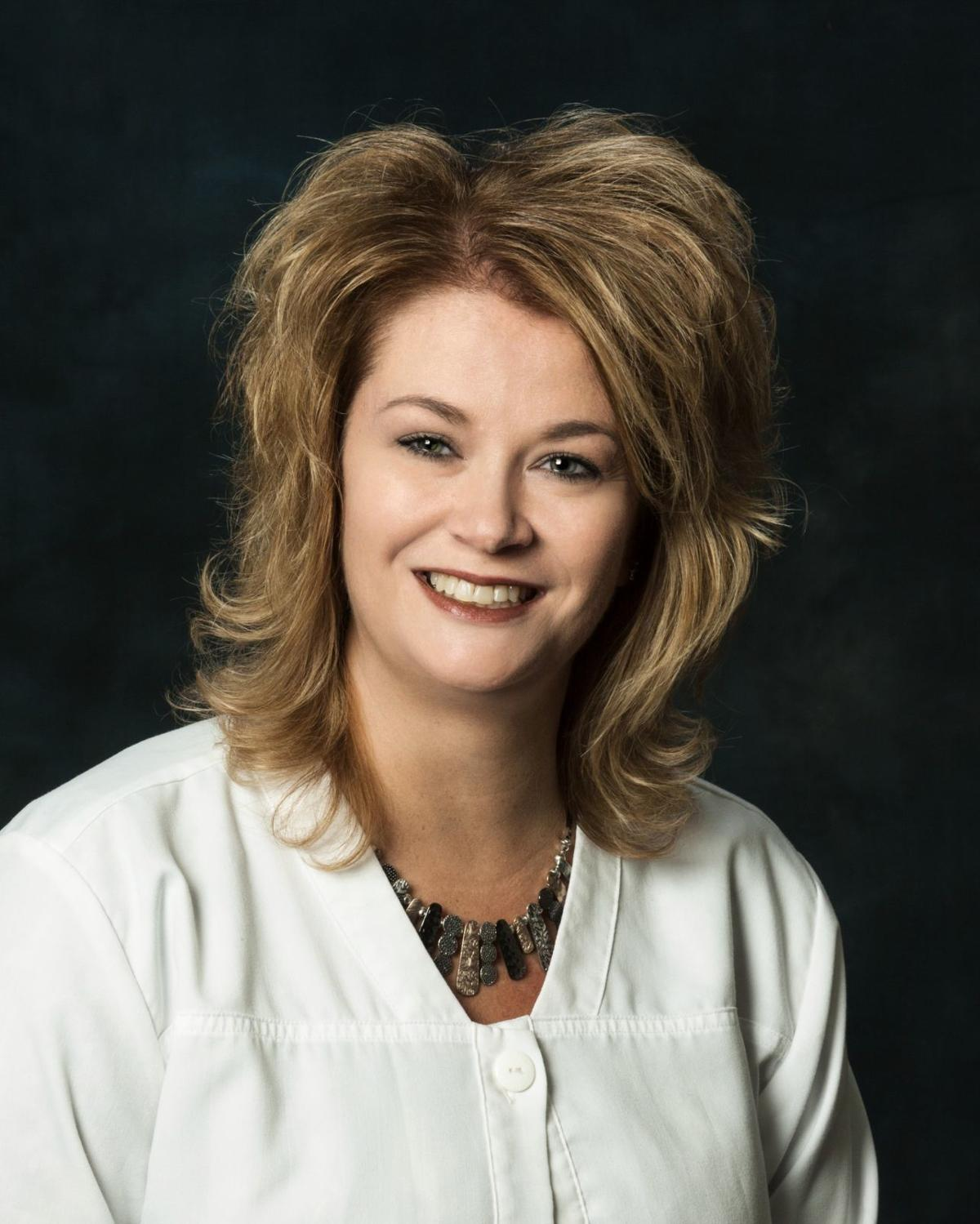 Annetta Payne, infection preventionist