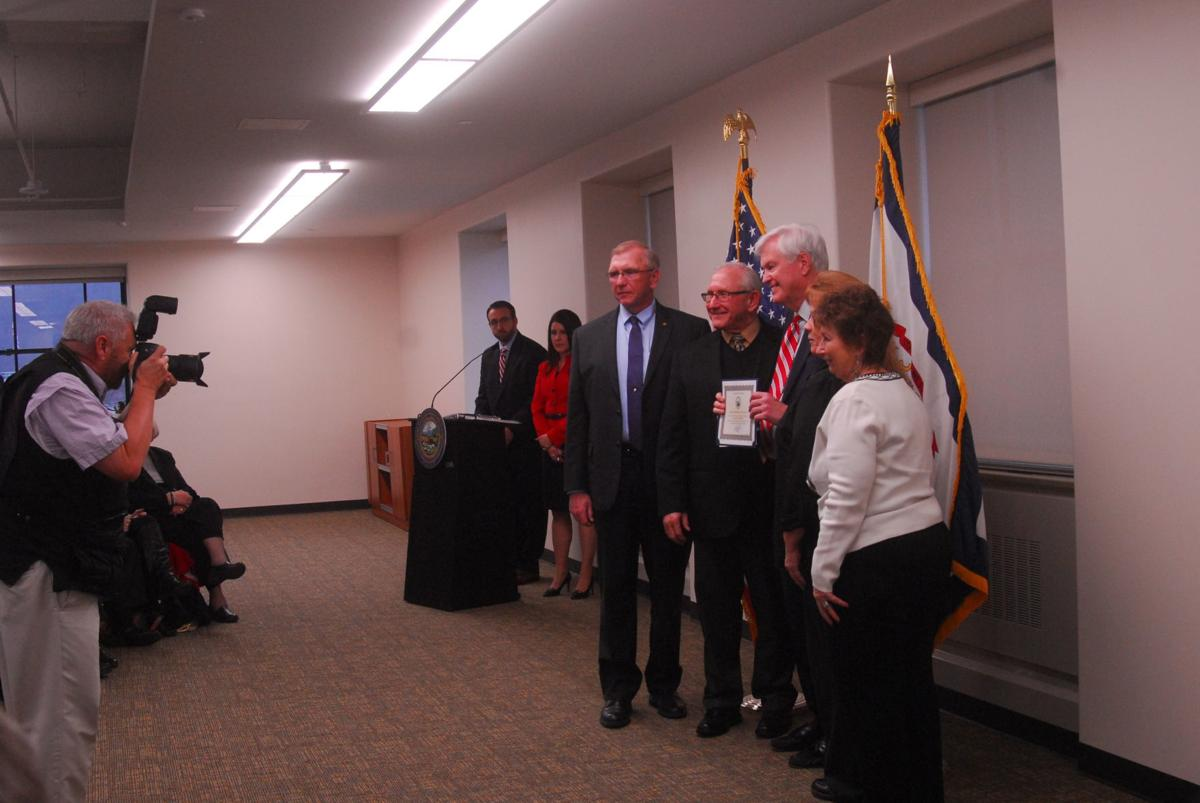 Taylor officials receive block grant