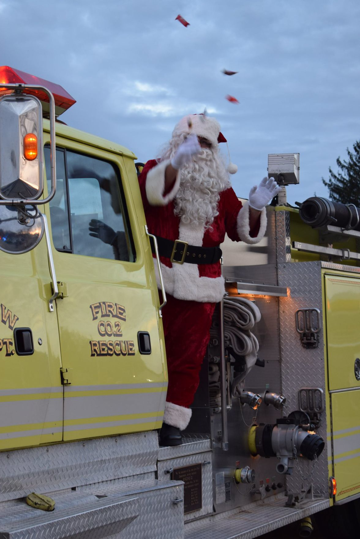Holiday activities planned in Lewis County