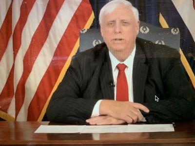 Gov. Jim Justice opens Wednesday's Day of Prayer