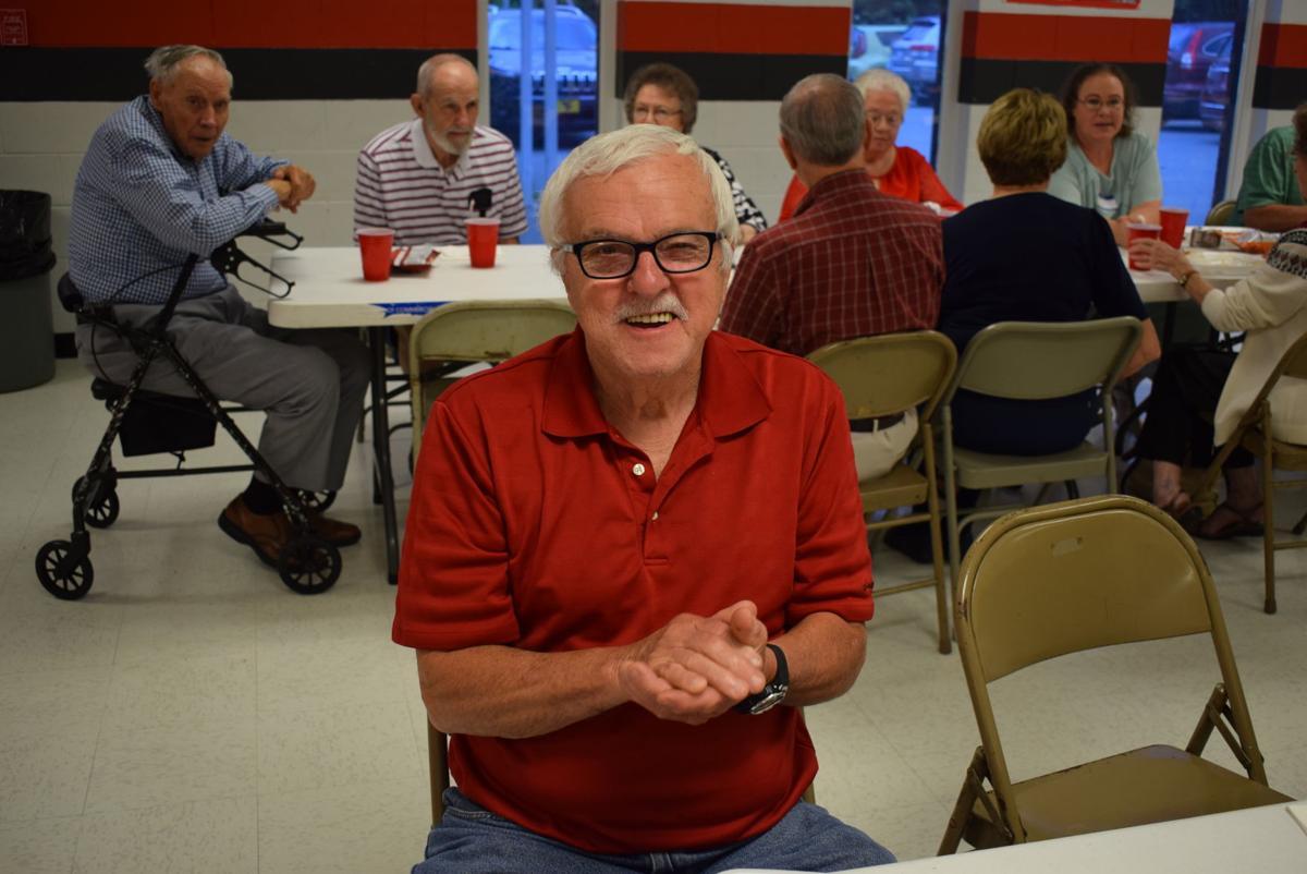Jane Lew High School holds 57th class reunion