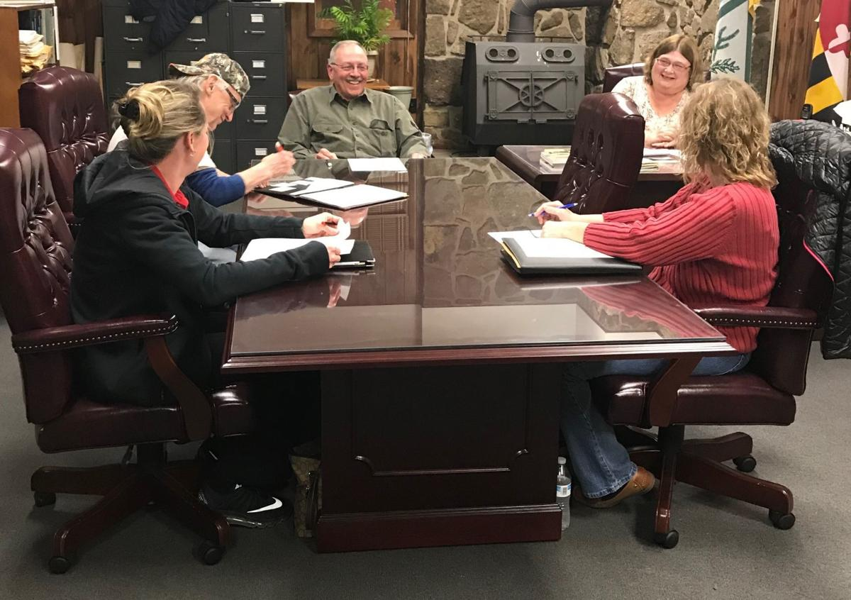 Treatment plant upgrade plans discussed at recent Accident meeting