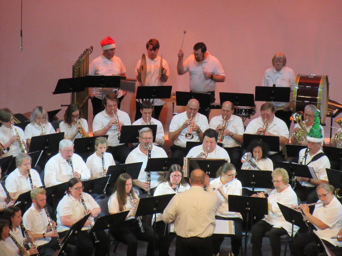 Shinnston Community Band age