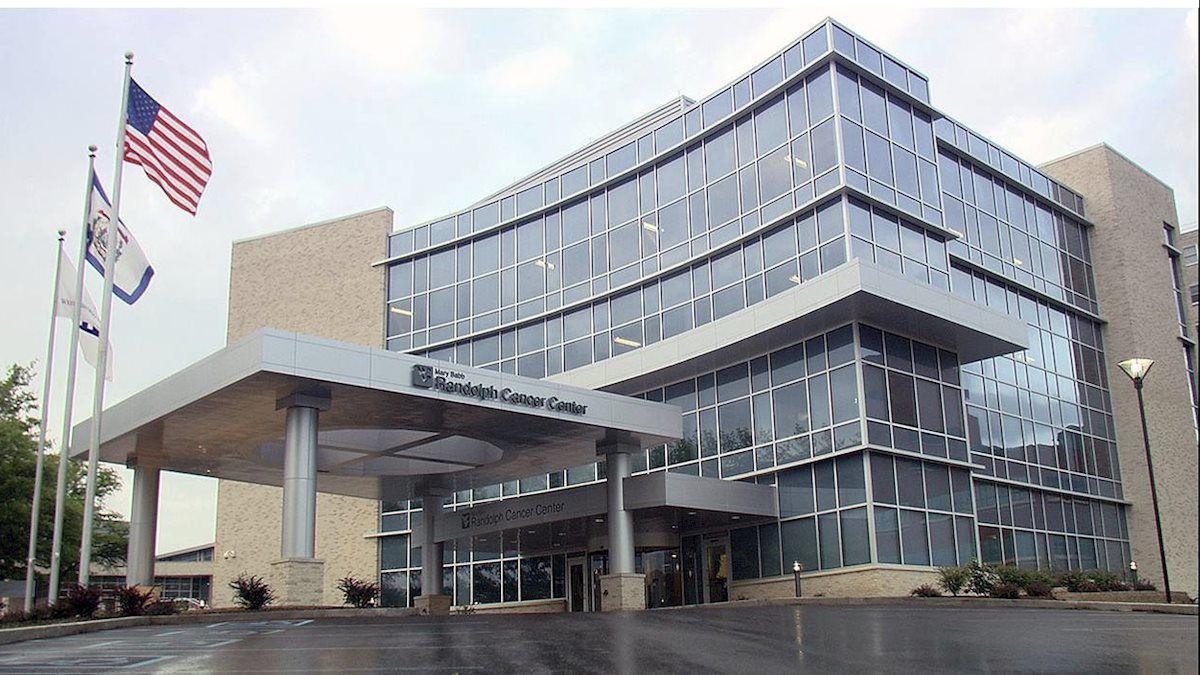 Randolph Cancer Center exterior