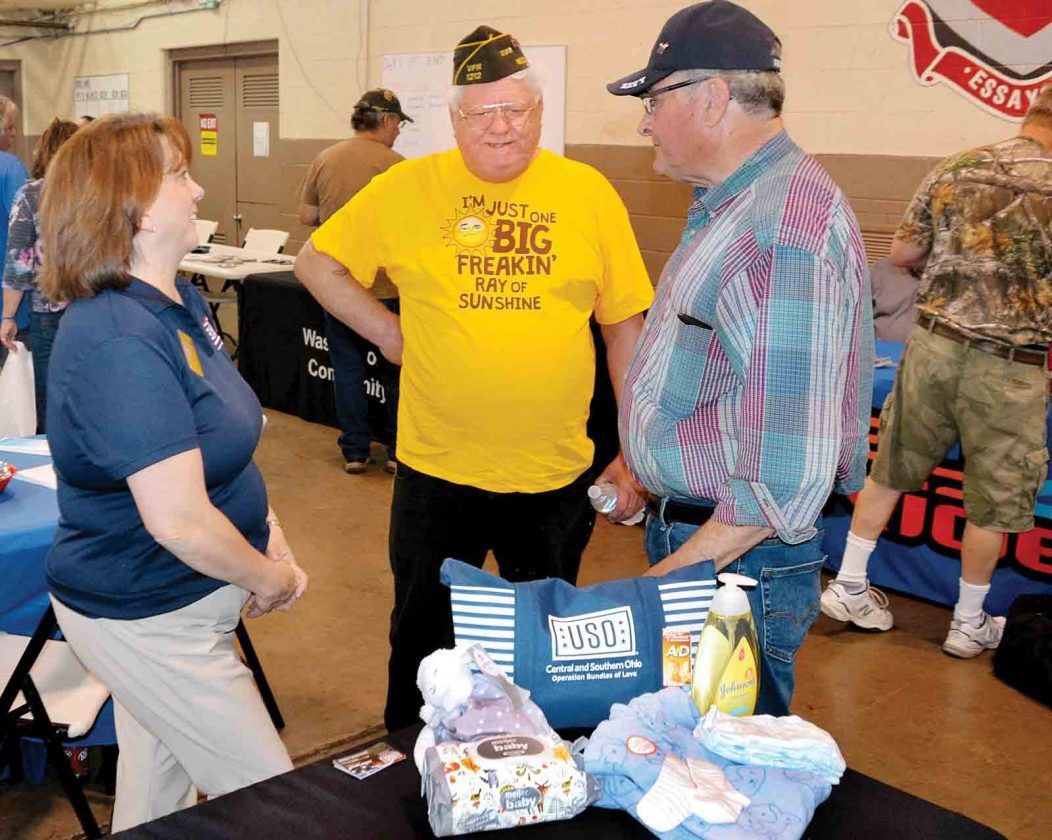 Parkersburg resources fair