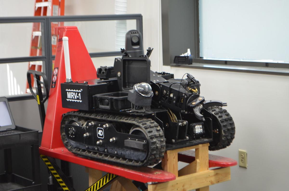 4D Tech Solutions MRV-1